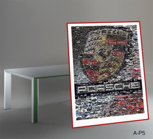 Kunst für IHR persönliches Porsche-Museum