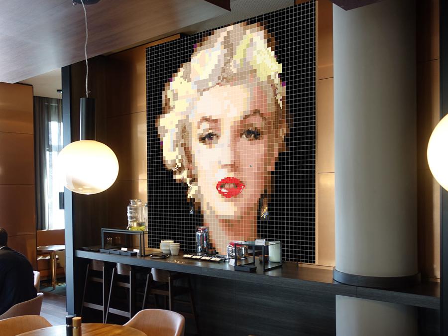 Marilyn Monroe Warhole